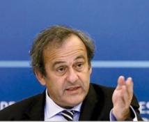 Platini soutenu par Bruxelles