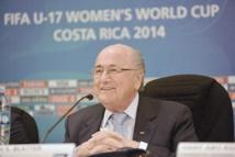 Blatter espère un grand Mondial au Brésil