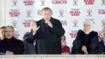 Erdogan opposé à plus  de trois mandats de député