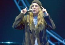 Patti Smith enflamme la scène du Jazzablanca sous un chapiteau  perméable