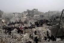 Deux personnes tuées par des obus tirés sur Damas