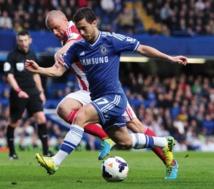 Chelsea taille en pièces Stoke