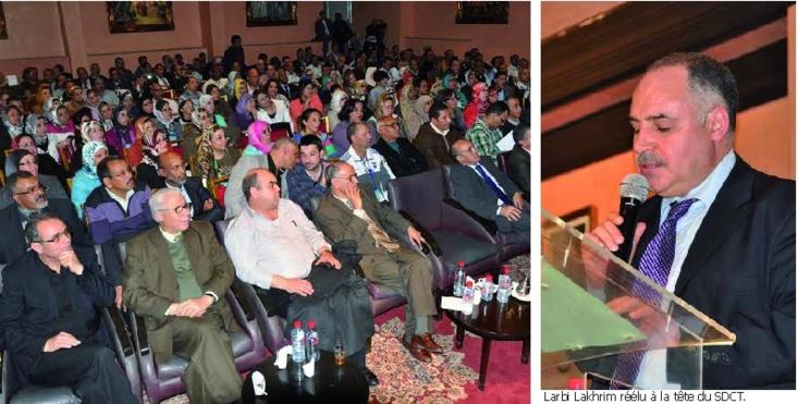 IIIème Congrès national du Syndicat démocratique des collectivités territoriales
