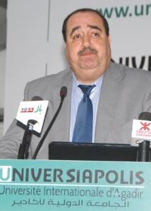 Driss Lachguar à l'inauguration du Festival africain des arts populaires à Agadir