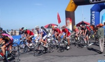 Loic Desriac remporte la 3ème étape