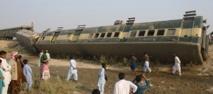 12 morts dans l'explosion d'une bombe à bord d'un train au Pakistan