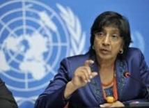 Navi Pillay prochainement en visite à Rabat