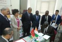 Signature à Abidjan d'une convention de partenariat dans le domaine de l'artisanat
