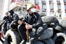 Le face-à-face se poursuit en Ukraine
