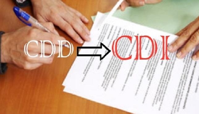 Le gouvernement veut limiter l'usage des CDI