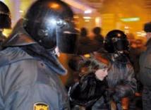 Le ton monte entre Moscou et les Occidentaux