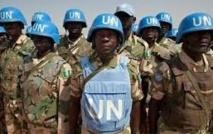 L'ONU autorise  le déploiement de 12.000 Casques bleus en RCA
