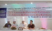 Concours culinaire à Essaouira