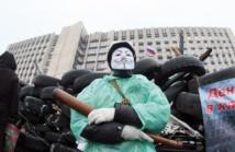 Kiev passe à l'offensive contre les pro-russes