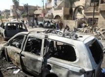 10 morts dans des attaques contre la police au nord de Bagdad