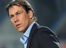 """Rudi Garcia : """"La première place encore à portée"""" de l'AS Rome"""