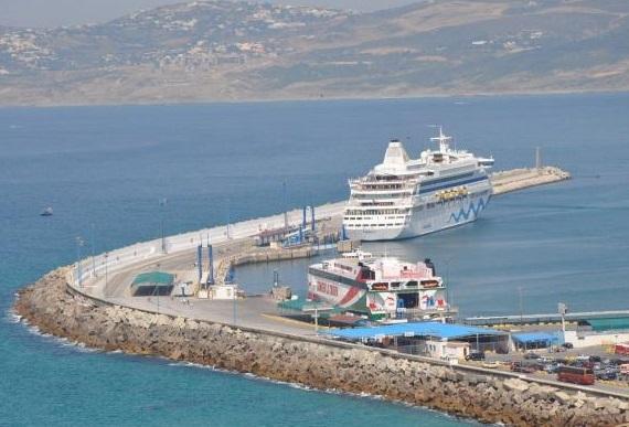 Le trafic perturbé au port passager Tanger-Med