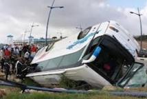 Campagne de sensibilisation aux risques des accidents de la circulation