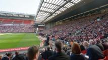 Liverpool à l'arrêt et 96 coups de cloche