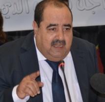 Driss Lachguar s'entretient avec les membres du Groupe socialiste à la Chambre des conseillers