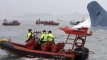 Peu d'espoir pour trouver les naufragés du ferry