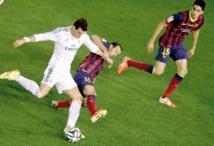 Le Real s'offre le Barça et la Copa d'El Rey