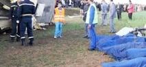 Accident mortel près de Lâattaouia