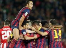 Le sursaut du Barça