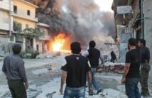 La Syrie accusée d'une  nouvelle attaque chimique