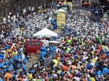 Un an après les attentats, Boston  se réapproprie fièrement son marathon