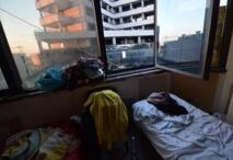 Une vie de squatteurs pour les victimes de la crise en Italie