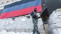 Les séparatistes déterminés face au pouvoir en Ukraine