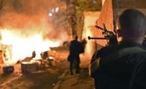 Emeutes violentes à Copacabana