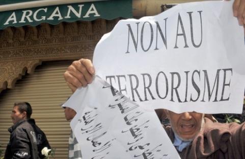 Oui à la coexistence, non au terrorisme