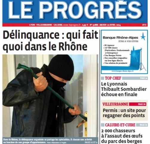 Nouveau dérapage raciste d'un journal français
