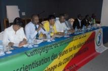 Rencontre des jeunes Congolais  du Maroc et de France à Casablanca