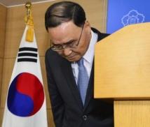 Le Premier ministre sud-coréen démissionne