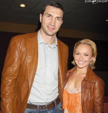 Les mariages de stars à venir : Hayden Panettiere  et Wladimir Klitschko