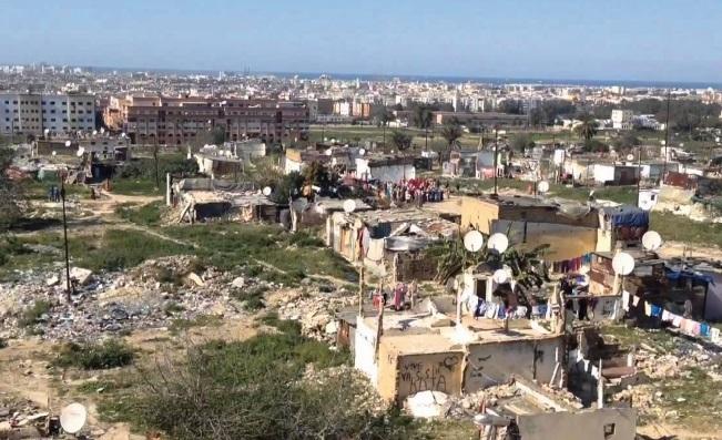 Casablanca toujours en quête  du label Ville sans bidonvilles