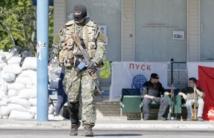 Nouveaux troubles à l'Est de l'Ukraine et probables sanctions contre Moscou