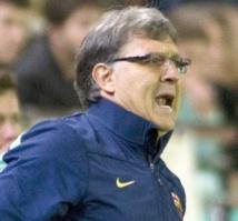 "Martino : ""Un week-end triste pour le football"""