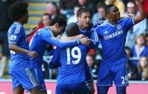 Chelsea s'offre Liverpool et relance le championnat