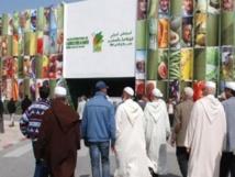 Forte affluence  au Salon international de l'agriculture de Meknès