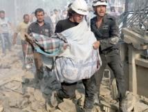 La violence redouble en Syrie à un mois de la présidentielle