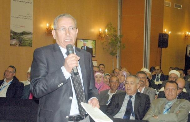 Abdelhadi Khairat : Les litiges concernant les terres collectives doivent être réglés par la seule justice