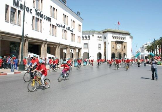 """Cinquième coup de  pédale pour """"Rabat vélo"""""""