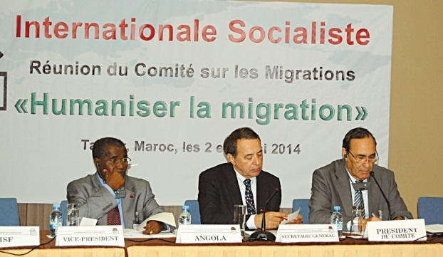 Election à l'unanimité de Habib El Malki à la tête du Comité de l'I.S sur les migrations