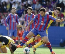 L'Atletico défait, le Real accroché  et le Barça pratiquement hors course