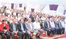 Hamid Fatihi élu à la tête du SNPT, Driss Lachguar : Constituer un front social national pour relever les défis et contrer l'obstination du gouvernement