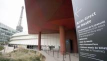 La peinture sur soi entre  au Musée du quai Branly